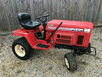 Yanmar YM14 Diesel Compact Tractor with power shift
