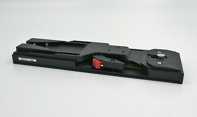 Zacuto VCT Tripod Plate Adapter for Mounting your Filmmaking Camera Rig