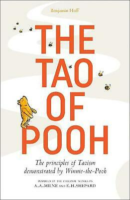 Tao of Pooh by Benjamin Hoff Paperback Book Free Shipping!
