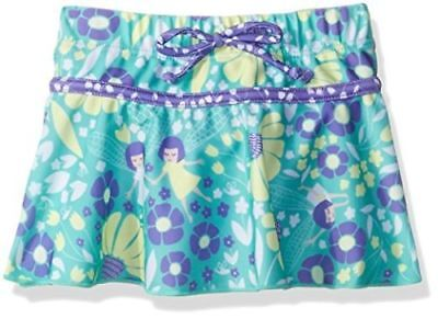 79acc92acb Flap Happy Girls Infant Swim Skirt Upf 50+ Size 6M Garden Fairies Design  New Nwt