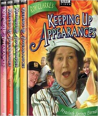 Keeping Up Appearances - Hyacinth Springs Eternal Set (Vol. 5-8) (Boxset) (Dvd)