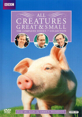 All Creatures Great & Small: The Complete Series 7 Collection (Keepcase) (Dvd)