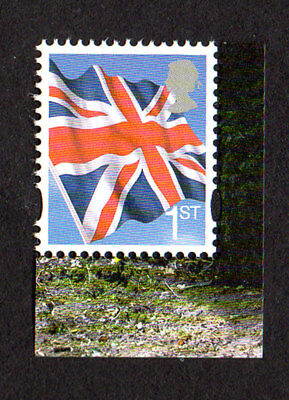 2015 SG 3786 1st NVI Union Flag (Gummed) ex 'Making of Stars Wars' PSB DY15