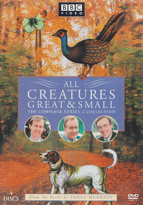 All Creatures Great & Small: The Complete Series 2 Collection (Boxset) (Dvd)