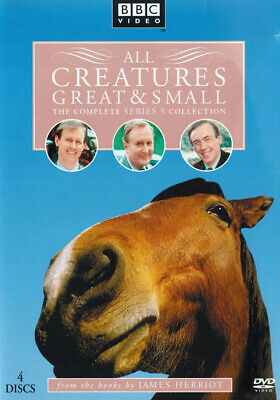 All Creatures Great & Small (The Complete Series 5 Collection) (Boxset) (Dvd)