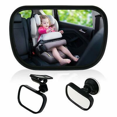 Onco Baby Car Mirror  Peace of mind to keep an eye in a rear facing child seat