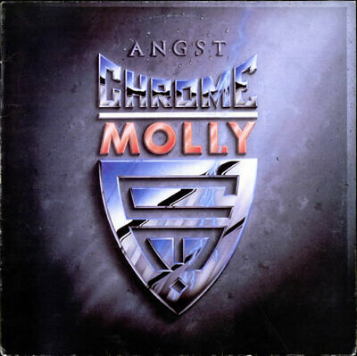 Angst Chrome Molly vinyl LP album record UK MIRF1033 I.R.S. 1988