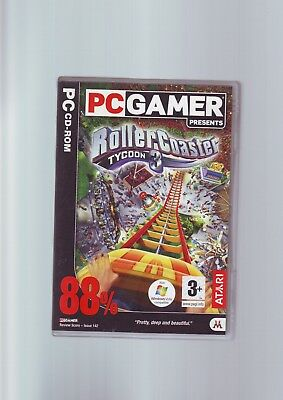 ROLLERCOASTER TYCOON 2 - Roller Coaster Park Sim Pc Game