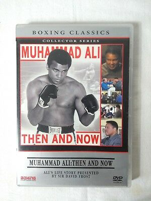 Muhammad Ali Then And Now DVD Documentary 2004 David Frost