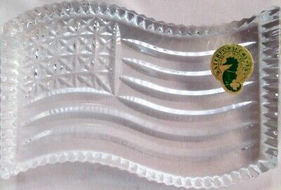 Waterford Crystal American Flag, Old Glory, Made In Ireland
