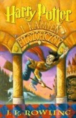 Harry Potter I Kamien Filozoficzny by Rowling, J.K. Book The Cheap Fast Free