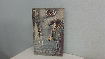 Thirteen Clocks by Thurber, James Hardback Book The Cheap Fast Free Post