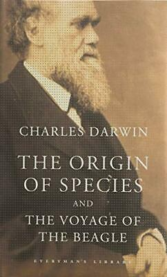 The Origin Of  Species (Everyman's Library classi... by Darwin, Charles Hardback