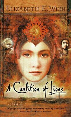 Coalition of Lions by Wein, Elizabeth Book The Cheap Fast Free Post
