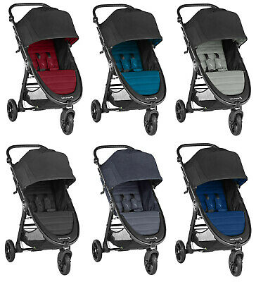 Baby Jogger City Mini GT2 Compact Fold All Terrain Stroller NEW Design 2019