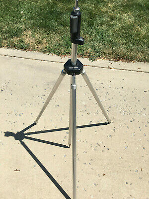 Wild HEERBRUGG GST5 Tripod With detail pole and extention