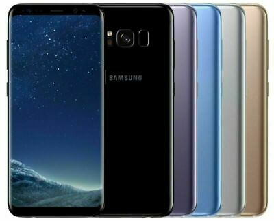 "Samsung Galaxy S8 Plus G9550 6.2"" Dual SIM 64GB Unlocked Smartphone Mobile"