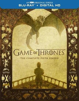 Game of Thrones: The Complete Fifth Season (DVD,2016)