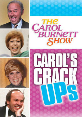 The Carol Burnett Show: Carol's Crack-Ups (DVD,2014)