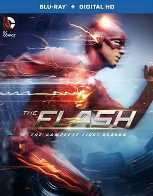 The Flash: The Complete First Season (DVD,2015)