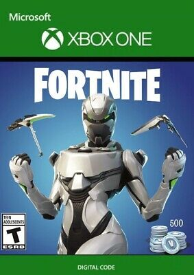 Fortnite Xbox One Eon Skin Bundle Digital Code  *RARITIES INCREASING RAPIDLY*
