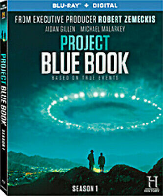 Project Blue Book: Season 1 [New Blu-ray] 3 Pack