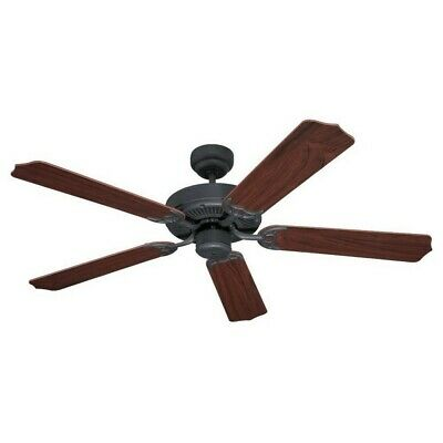 Sea Gull Lighting Quality Max 52 Inch Ceiling Fan Weathered Iron