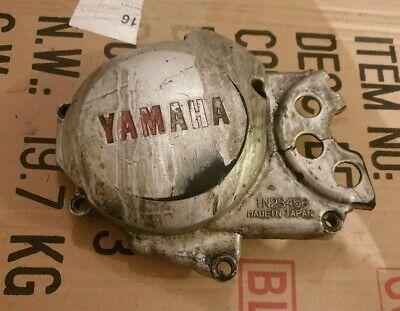 Genuine Yamaha DT DTR 125 LC STATOR FLYWHEEL IGNITION COVER CASING BIKE