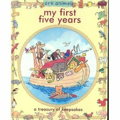 My First Five Years Photo Memory Journal By Robert Frederick