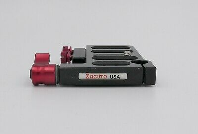 Zacuto Gorilla Plate Mounting Camera Support Mount Accessory for Filmmaking Rig