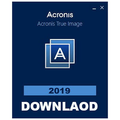 Acronis-True-Image 2019 an integrated backup and recovery software