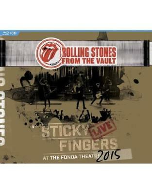 The Rolling Stones: From the Vault Sticky Fingers Live at The Fonda Theatre 2015