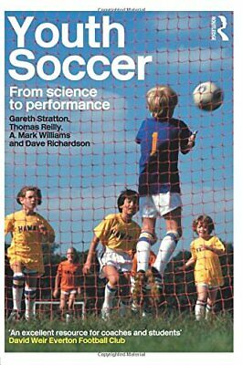 Youth Soccer: From Science to Performance by Reilly, Thomas Paperback Book The