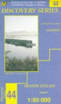 Galway (Irish Discovery Series) by Ordnance Survey Ireland Sheet map, folded The