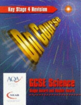 GCSE Science: Student's Book: On Course by Booth, Graham Paperback Book The