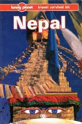 Nepal: A Travel Survival Kit by Everist, Richard Paperback Book The Cheap Fast