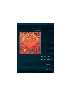 Tibetan Art: Towards a Definition of Style Hardback Book The Cheap Fast Free