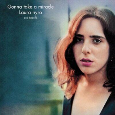 Laura Nyro & Labelle - Gonna Take A Miracle - Laura Nyro & Labelle CD O3VG The