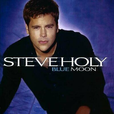 Steve Holy - Blue Moon - Steve Holy CD EEVG The Cheap Fast Free Post The Cheap