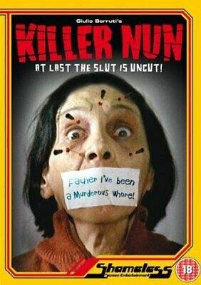 Killer Nun [1978] [DVD] - DVD  6QVG The Cheap Fast Free Post
