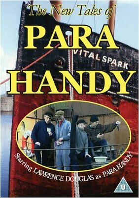 The New Tales of Para Handy - DVD  AILN The Cheap Fast Free Post