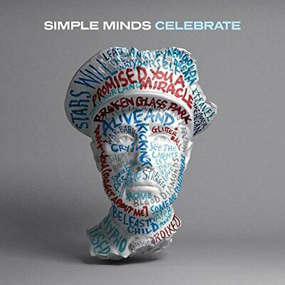Simple Minds - Celebrate: The Greatest Hits [3CD] - Simple Minds CD 5YVG The The
