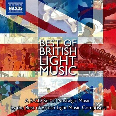 Various Composers - Best of British Light Music (... - Various Composers CD TIVG