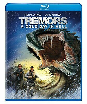 Tremors: A Cold Day in Hell [Blu-ray] - DVD  CLVG The Cheap Fast Free Post