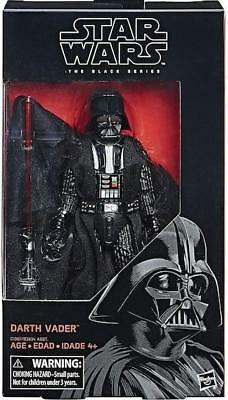 Star Wars The Black Series Darth Vader 6-Inch Action Figure #43 MIB