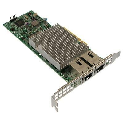 Supermicro Ethernet Adapter DP 10GbE PCI-E - AOC-STG-i2T REV: 2.00
