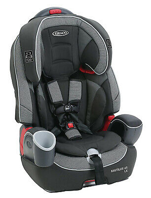 Graco Baby Nautilus 65 LX 3-in-1 Harness Booster Car Seat Child Safety Conley
