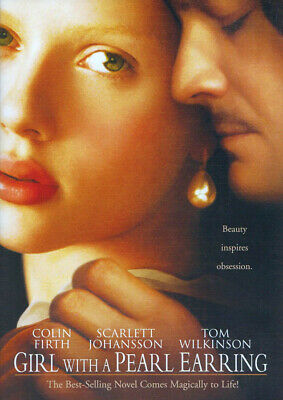 Girl With A Pearl Earring (Maple) (Dvd)