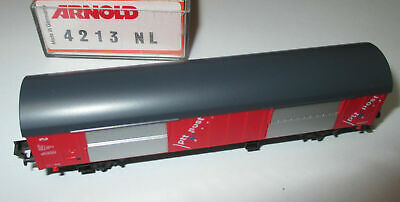 Arnold 4213nl Ged.gw. Hbbkkss, 2 Axis. Red, Silver Grey Roller Blinds´ Ptt Post