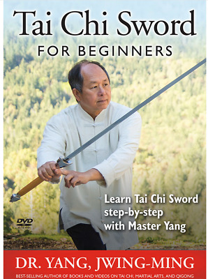 Tai chi sword for beginners - step by step with Master Yang